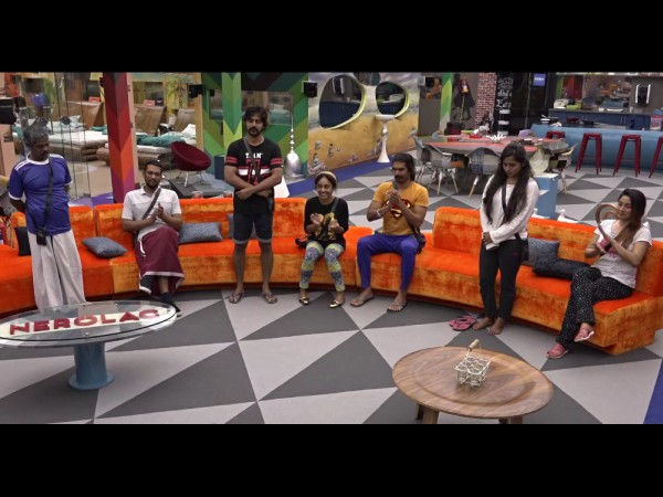 Bigg Boss Malayalam Week 12: 4 Members In The Eviction List After The Final Nomination Procedure!
