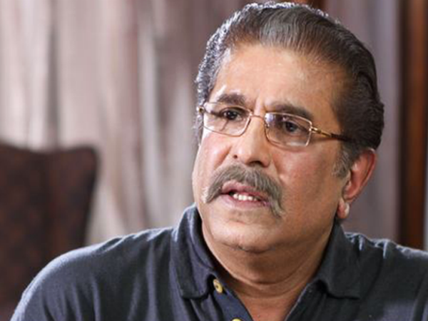 Noted Malayalam actor Captain Raju passes away