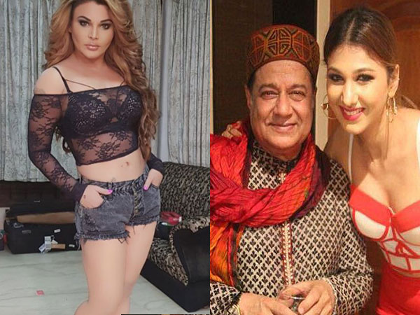 Rakhi Sawant Advises BB 12's Anup Jalota To Get Intimate With Jasleen, Else Salman Will Eye On Her!