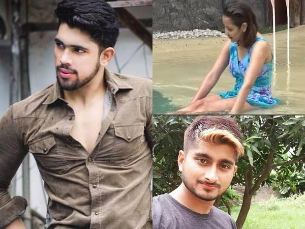 Flirting Begins In Bigg Boss 12! Shivashish Stares At Bikini-Clad Roshmi; Deepak Makes Jasleen Blush