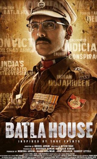 First Look Poster Of John Abraham's Batla House Revealed!
