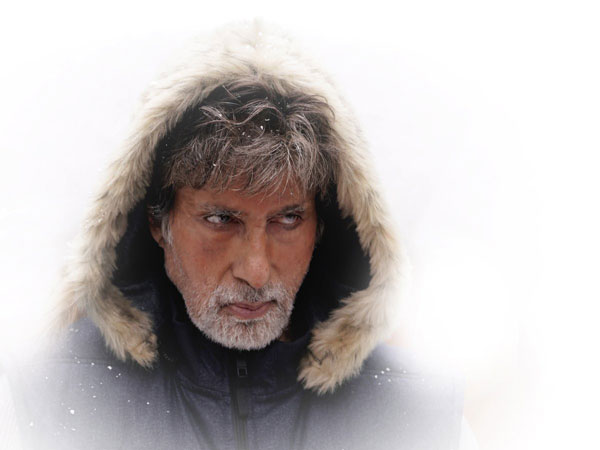 College Authorities Blamed The Student For The Big B Photo!