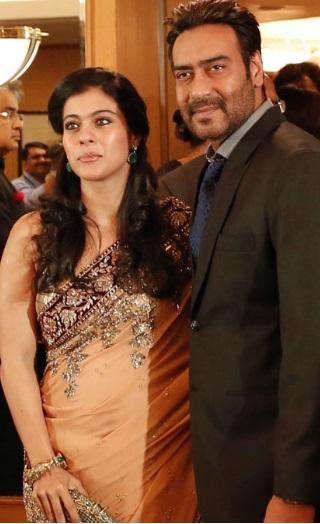 Ajay Devgn Shares Kajol's Mobile Number On Twitter!