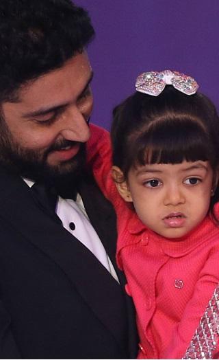 Abhishek Bachchan Doesn't Want To Make Aaradhya Feel Awkward
