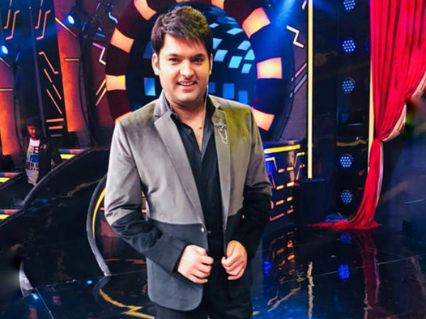Kapil To Shoot The Promos Of His New Show On This Date