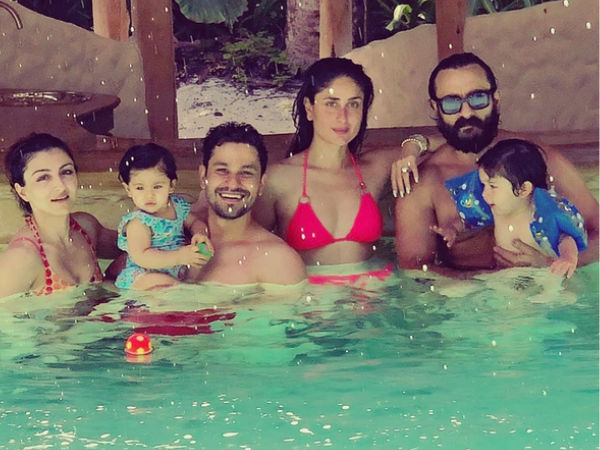 Meanwhile, Kareena Was Recently Trolled For Donning A Bikini In Front Of Taimur Ali Khan