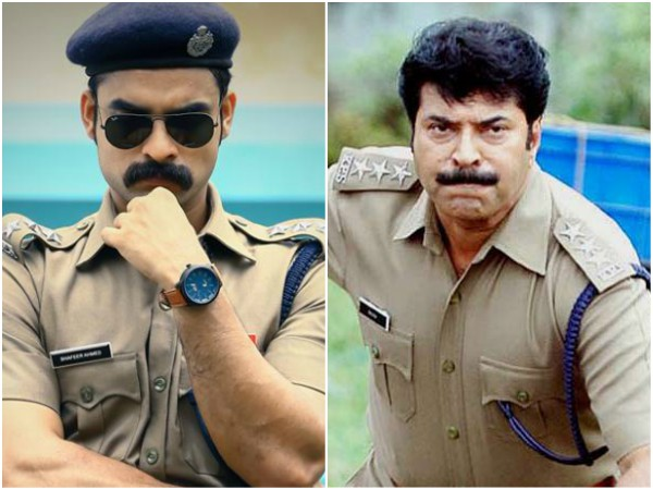 Tovino Thomas's Police Character In Kalki To Be In The Lines Of Mammootty's Iconic Cop Role?