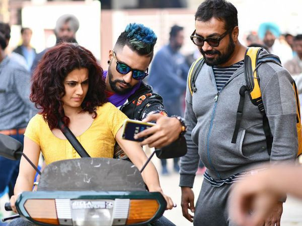 Anurag Kashyap On Manmarziyaan 'Smoking' Scene Controversy: I'm Sorry If Anyone Feels Genuinely Hurt