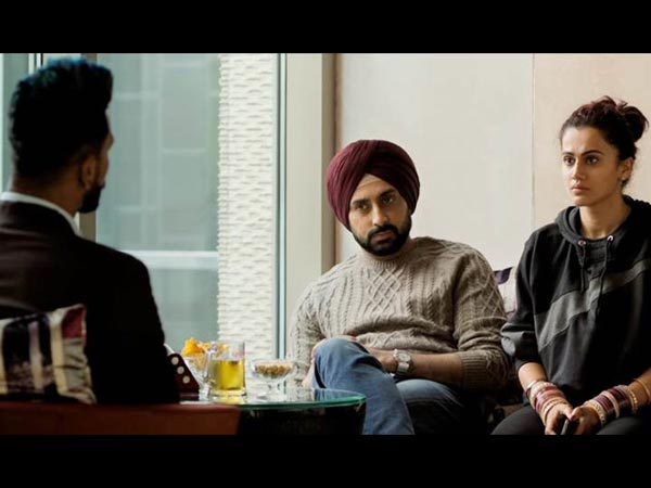 Abhishek Bachchan Back On Celluloid After A Two-Year Sabbatical