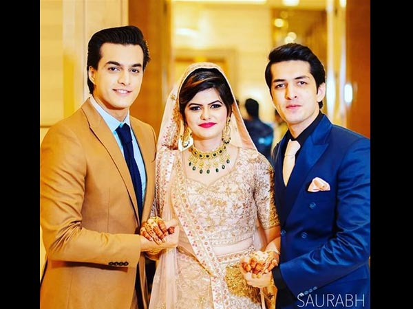 Zeba With Her Brothers Sajjad & Mohsin