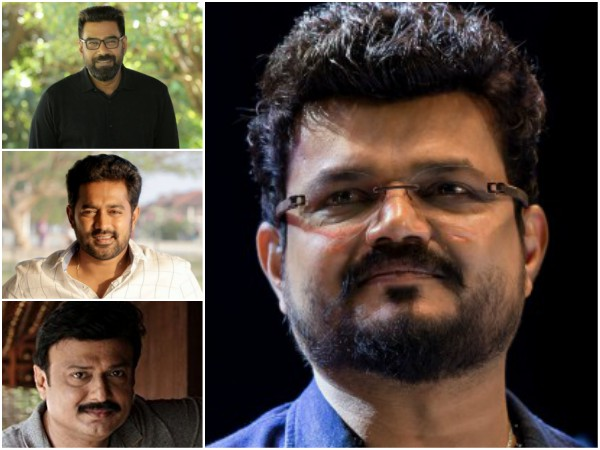 Nadhirshahs Next Malayalam Movie To Feature Biju Menon, Asif Ali & Baiju!