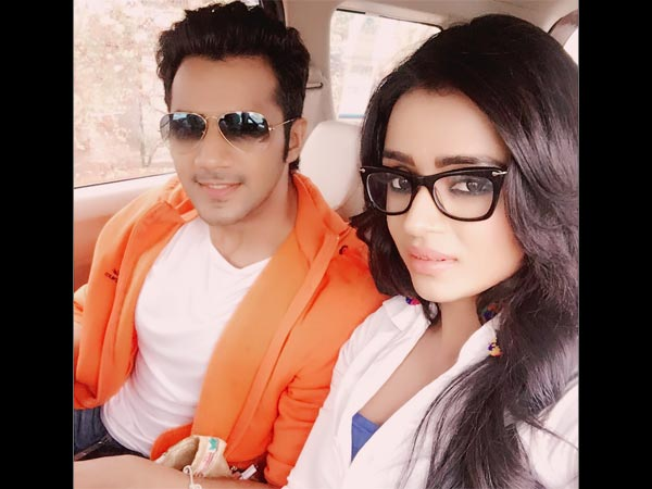Bidaai's Parul Chauhan & Chirag Thakkar Marrying On Dec 12; Actress Reveals Chirag's Not Her Beau!