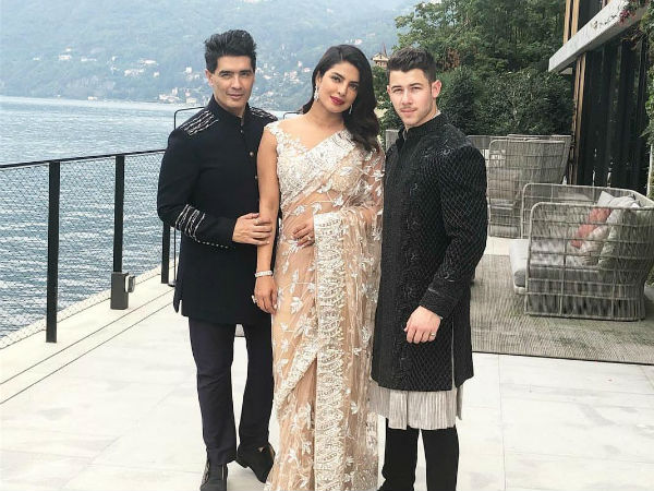 Isha Ambani's Engagement In Italy: Priyanka Chopra Makes A Stunning Bridesmaid; Nick Jonas Joins Her