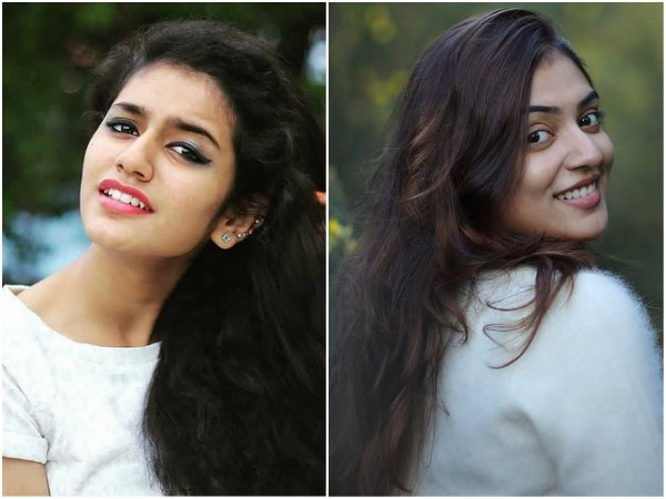 Priya Prakash Varrier Disappointed That Trolls Are Connecting Her With Nazriya Nazims Comeback!