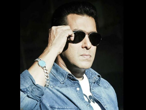 No Negativity Please, Says Salman Khan