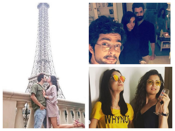 Sanaya Irani Birthday: Husband Mohit Sehgal & Friends Drashti Dhami, Bharti & Others Shower Wishes!