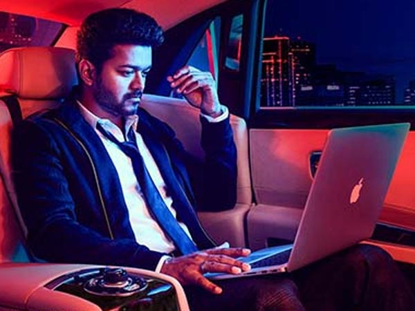 Vijay Plays A Character Like That Of 'Zorro' in AR Murugadoss's Sarkar?