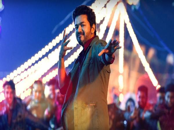 Simtaagaran: The First Lyric Video From Sarkar Reaches This Milestone In No Time!