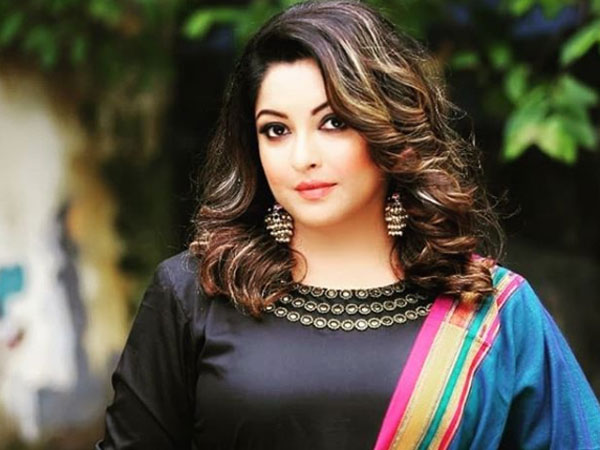 An Actor Misbehaved With Tanushree Dutta