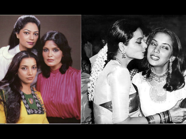 Happy Birthday Shabana Azmi: Rare Photos Of The Actress That Are Pure Gem!