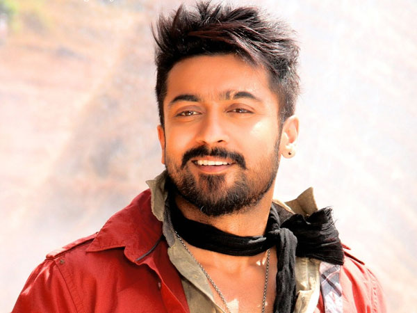 Suriya Has 'Paid His Dues'