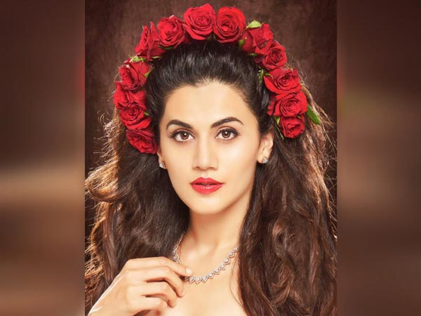 Taapsee Pannu Stays Hush-Hush About The Project