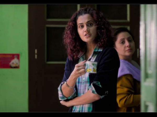 Taapsee Pannu Trolls People Who Protested The 'Smoking Scene' In Manmarziyaan! View Tweets