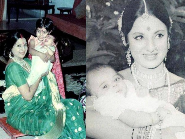 Happy Birthday Tanuja: Her Vintage Photos With Daughter Kajol Are Priceless!