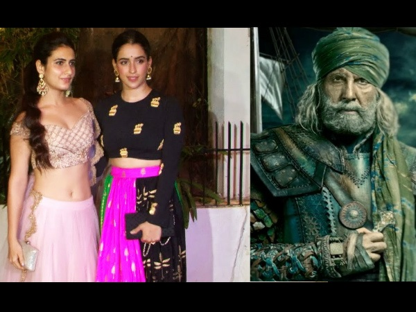 Exclusive! Sanya Malhotra Is Excited To Watch Thugs Of Hindostan For This Reason