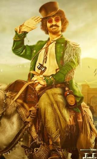 Thugs Of Hindostan: Aamir Khan's First Look As Firangi!