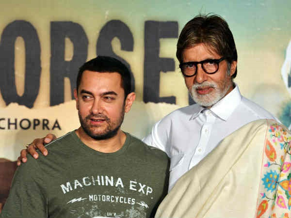 'Thugs of Hindostan' First Look: Amitabh Bachchan as Khudabaksh