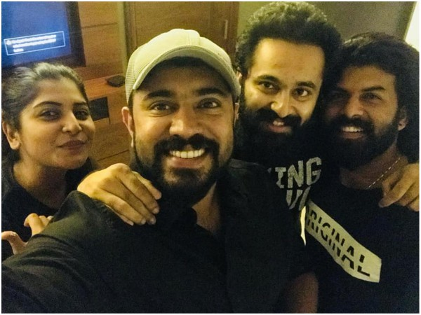 Happy Birthday Unni Mukundan: The Actor Celebrates The Big Day With His Co-stars!