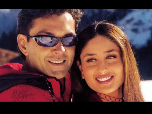 Kareena Kapoor Khan Says She Fought With Bobby Deol Wife For Not