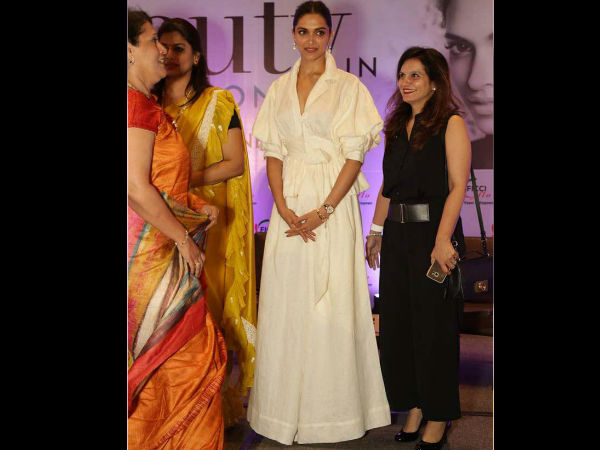 'Be Authentic', Says Deepika
