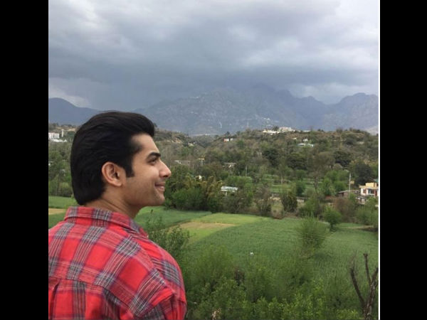Ssharad Malhotra's Mentor Helped Him Through His Rough Times
