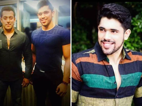 Shivashish Mishra Had Connection With Salman Prior To Bigg Boss 12; Captured With Kareena & Saif!