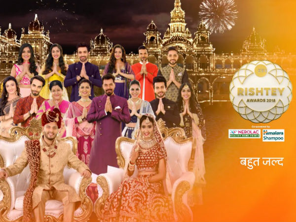 Zee Rishtey Awards 2018: Nomination List Is Out; Check Out Red Carpet PICS From Nomination Party!