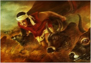 Mohanlal Starrer Odiyan Is Gearing Up Raise The Bar Much Higher