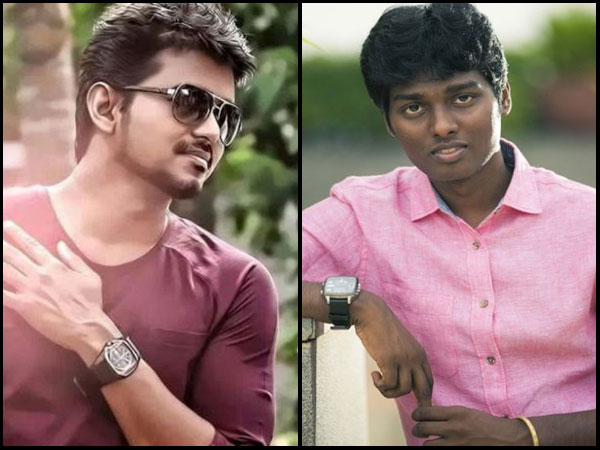 Vijay 63 Ags Entertainment Not Happy About Having Atlee As Director Plagiarism Issues