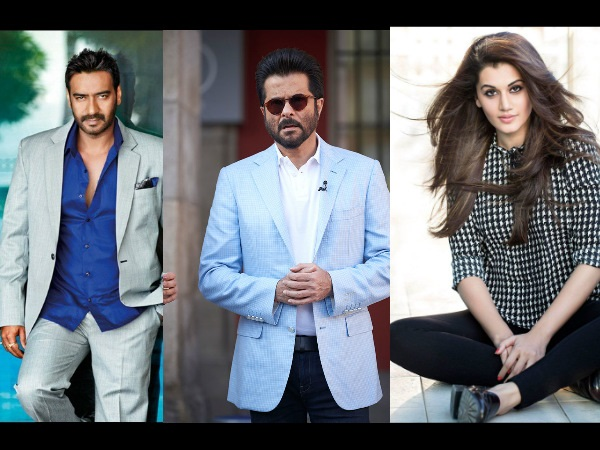Amritsar Train Accident: Ajay Devgn, Anil Kapoor, Taapsee Pannu Condole The Tragic Loss Of Lives