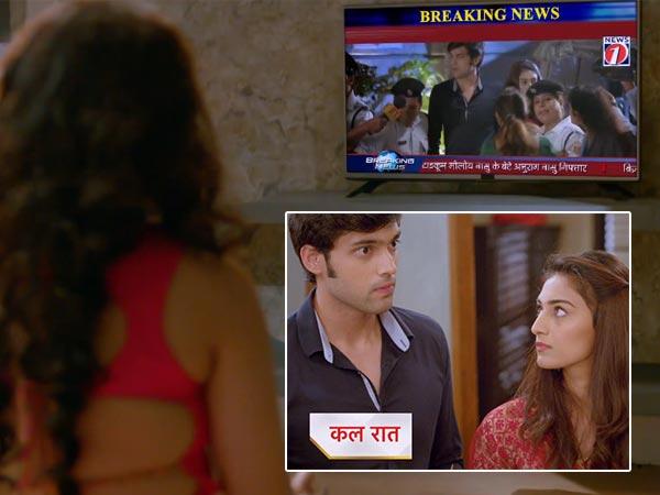 Kasautii Zindagi Kay 2 Spoiler : Anurag's Happy As Prerna Is Single Again ; Komolika Eyes Anurag!