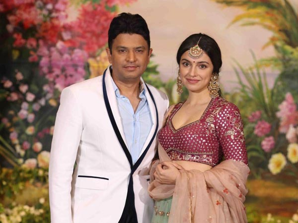 #MeToo: Divya Khosla Kumar Defends Hubby Bhushan Kumar; Says People Even Targeted Lord Krishna