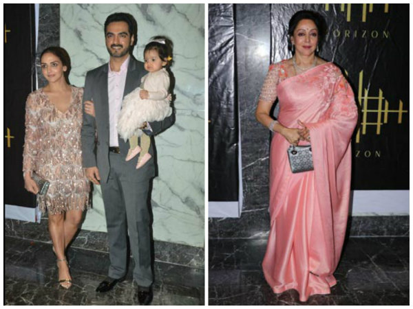 Hema Malini Celebrates Her 70th Birthday With Family & Friends! View Inside Pictures
