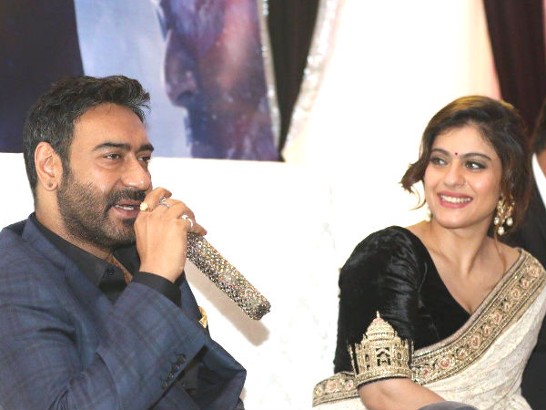 WHAT? Everyone Was Against Kajol's Decision To Marry Ajay Devgn; Her Dad Even Stopped Talking To Her