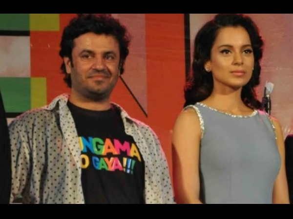 Vikas Bahl's Ex-Wife Slammed Kangana For Misusing The #MeToo Movement