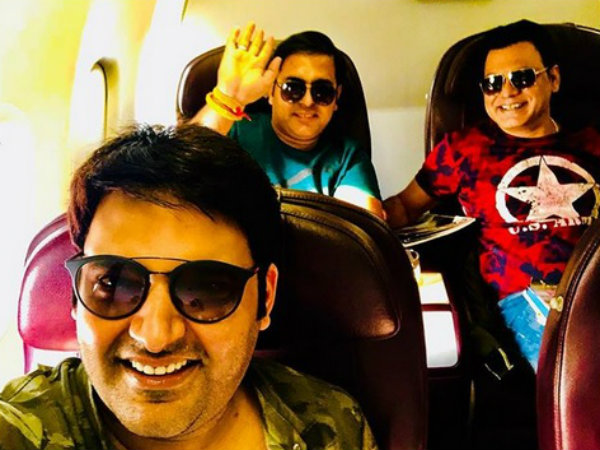 Finally, Kapil Sharma Is Back In Mumbai For A Fresh Start; All Set To Make People Laugh With TKSS!