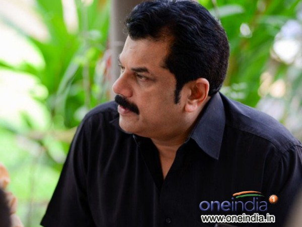 Malayalam Actor Mukesh Faces An Allegation On The #MeToo Campaign!