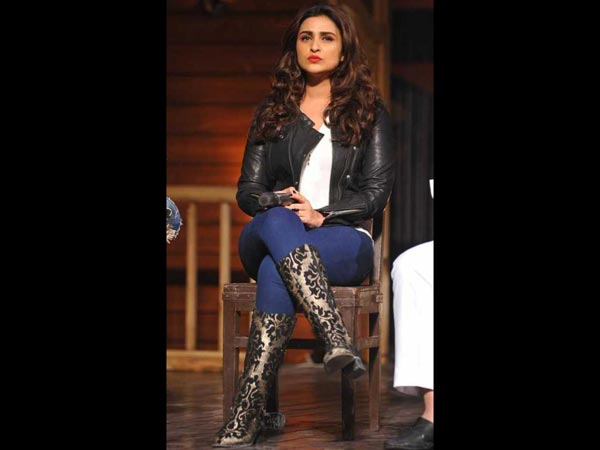 Parineeti Wants Every Offender To Be Punished