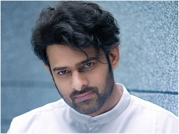 Prabhas To Play A Completely Different Role In His Next