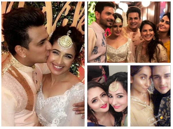 <strong>Most Read: Priyank, Keith-Rochelle & Others Attend Prince Narula & Yuvika Chaudhary's Sangeet/Cocktail Party!</strong>